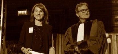 Julie Doyon remporte le Prix de la Chancellerie des universités de Paris