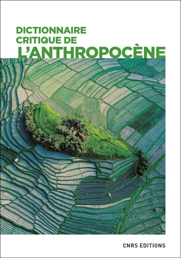 Dictionnaire Anthropocène