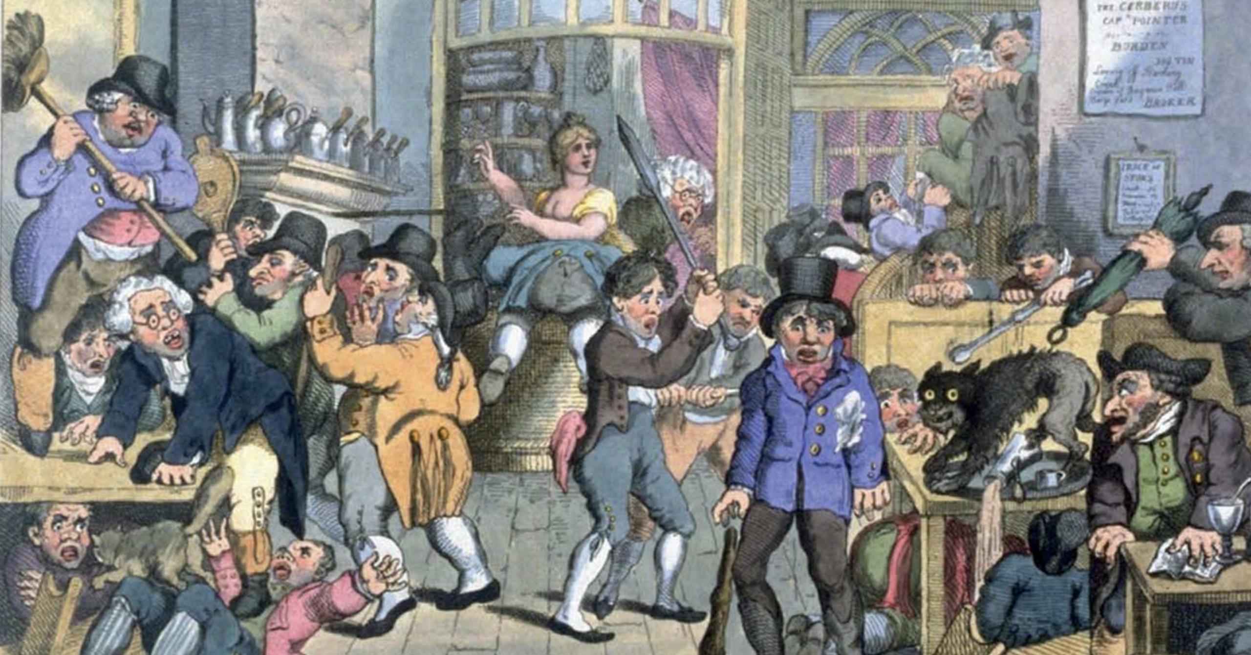 colloque 'Unsocial sociability' and socio-cultural tensions in Enlightenment Britain