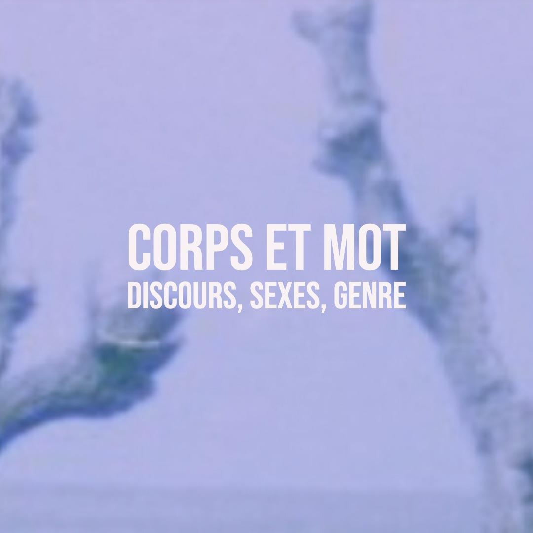 Corps et mot